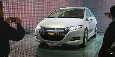 Honda Insight als Antwort auf Hybrid-Platzhirsch Prius