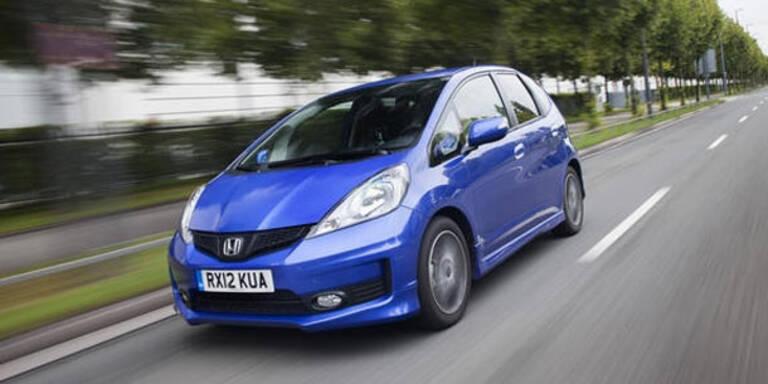 Honda stellt neuen Brems-Assistent vor