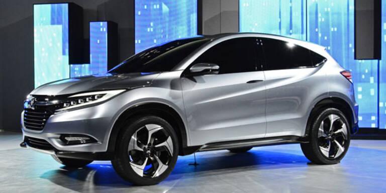 Honda stellt das Urban SUV Concept vor