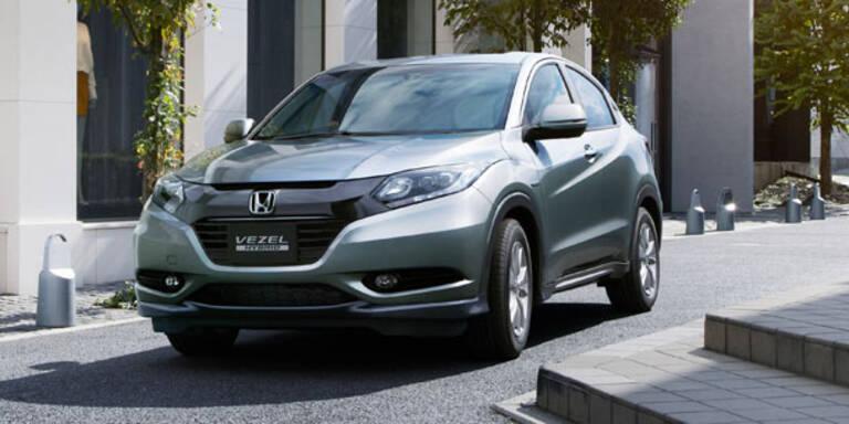 Honda zeigt sein neues Mini-SUV