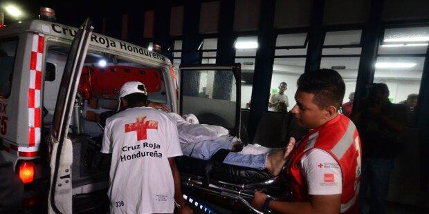 Fußball: Unruhen vor Stadion in Honduras - Drei Tote