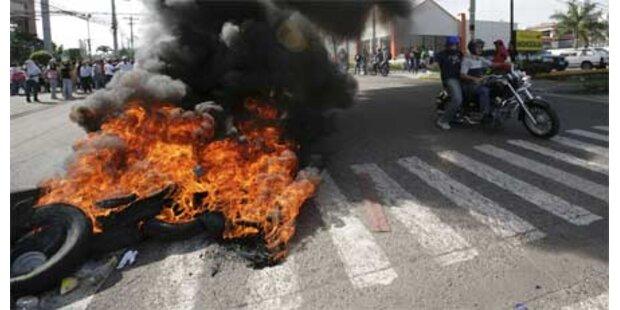 USA verurteilen Putsch in Honduras