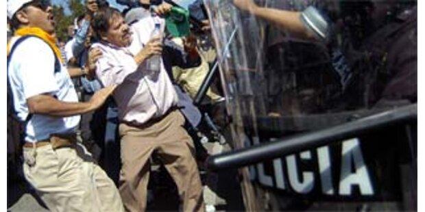 18 Tote bei Blutbad in honduranischem Gefängnis