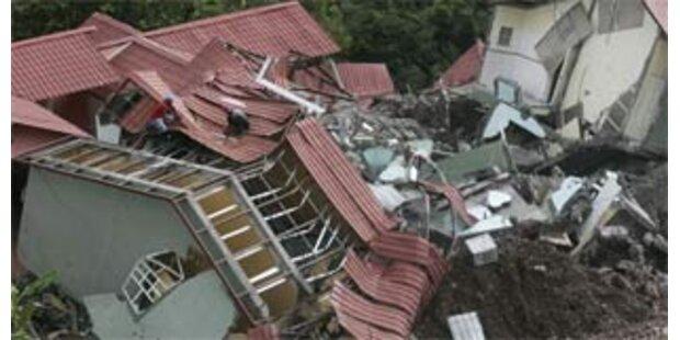 Zahlreiche Tote durch Unwetter in Mittelamerika