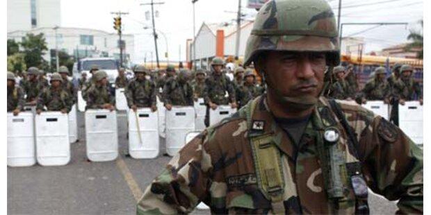Honduras vorerst kein OAS-Mitglied mehr