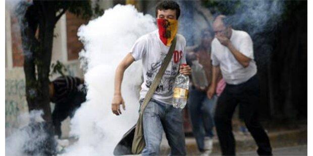 Lage in Honduras explosiv