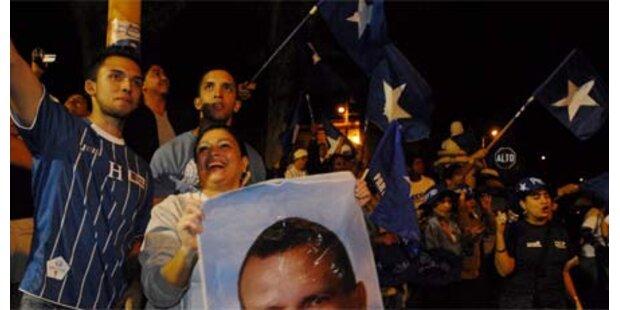 Zusammenstöße bei Wahl in Honduras