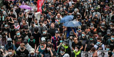 China will Hongkongs Regierungschefin Lam austauschen