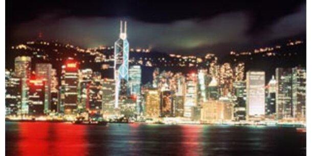 Die meisten Dollar-Millionäre gibt es in Hongkong