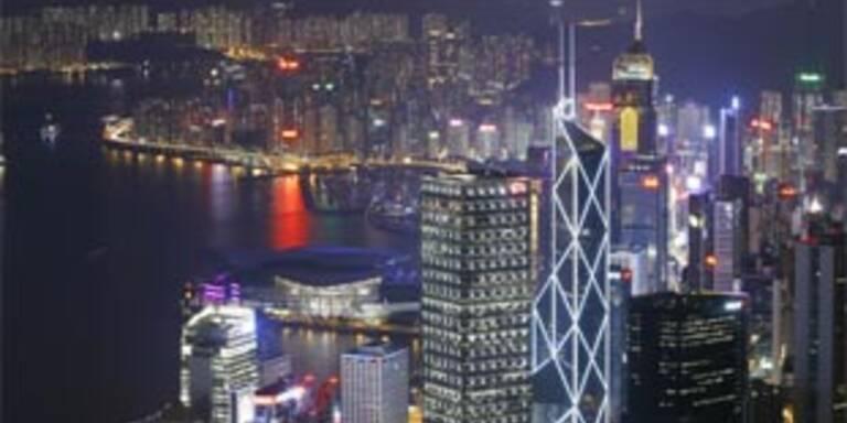 Peking verbietet Hongkong die Demokratie