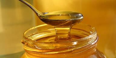 Die Heilkraft des gesunden Honigs