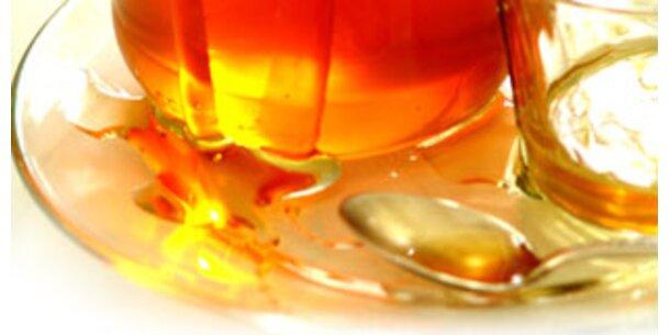 Honig ist besser als Antibiotika