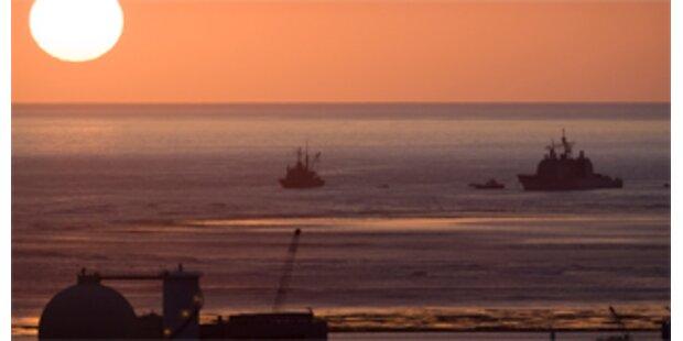 US-Raketenkreuzer lief vor Honolulu auf Grund