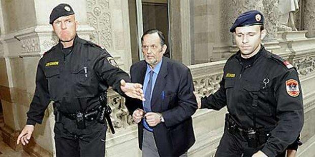 Nur mehr vier Jahre Haft für Honsik