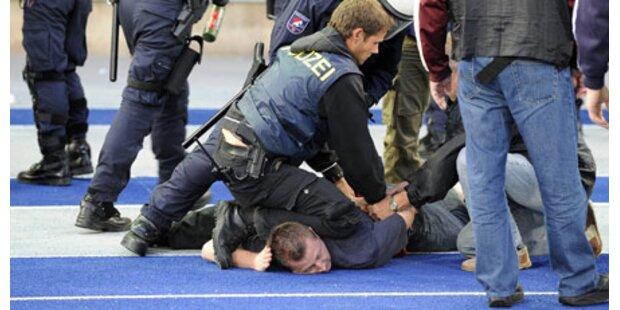 Polizei fürchtet Hooligan-Großangriff