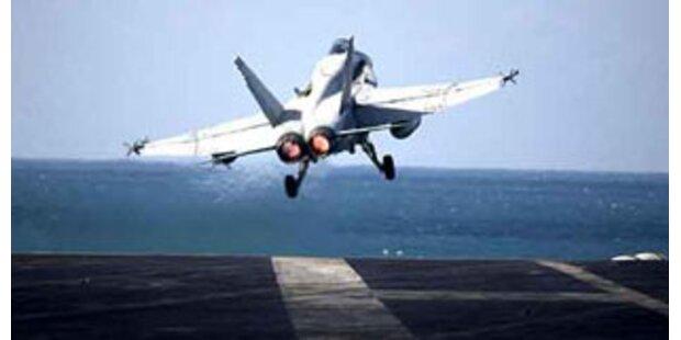 US-Kampfflieger fingen russische Jets ab