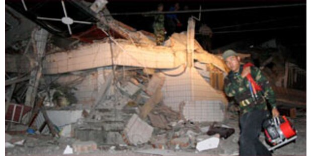 Tsunami-Alarm in Indonesien aufgehoben