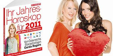 Gerda Rogers: So stehen Ihre Sterne 2011