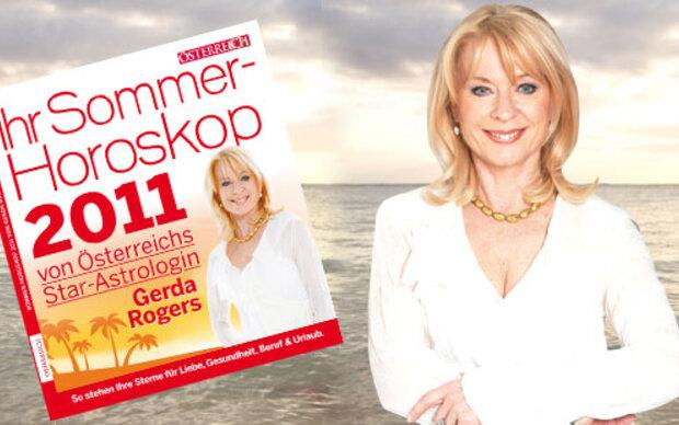 Ihr großes Sommer-Horoskop 2011