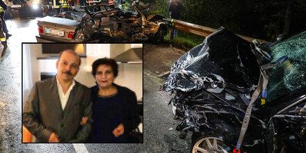 Oster-Drama: Horror-Crash mit drei Toten