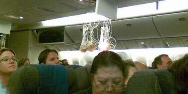 Das passierte an Bord des Horror-Fluges