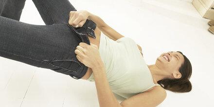 Das ist die Anti-Cellulite-Hose