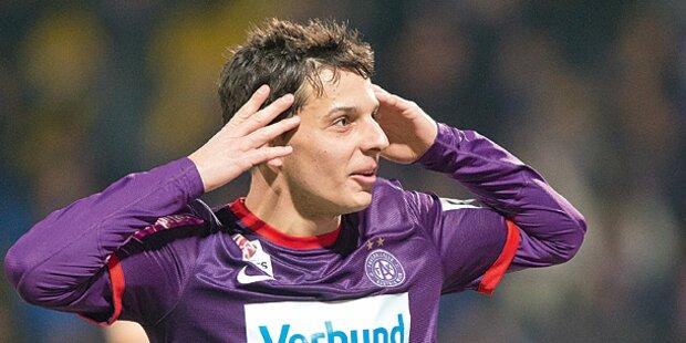 Hosiner: Hoffenheim bessert nach