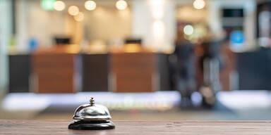 Wiener Hotellerie verbuchte 2020 Nächtigungsminus von 73,9 Prozent