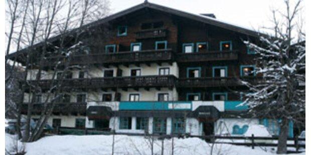 Brand in Saalbacher Hotel