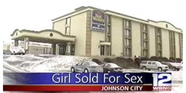 Zwölfjährige musste Miete mit Sex bezahlen