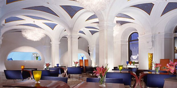 Coole Design-Hotels in sehr alten Städten