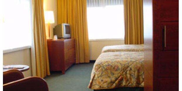 Was so alles im Hotel liegen bleibt