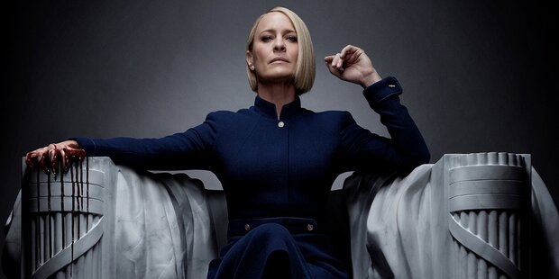 House of Cards: Jetzt regiert Claire