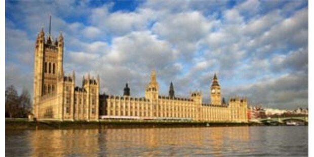 Korruptionsaffäre erschüttert britisches Oberhaus