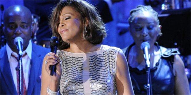 Whitney Houston erneut auf Entzug