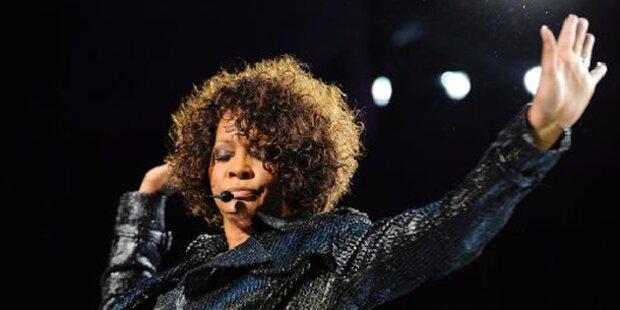 Whitney Houston: Ertrank sie im Pillenwahn?
