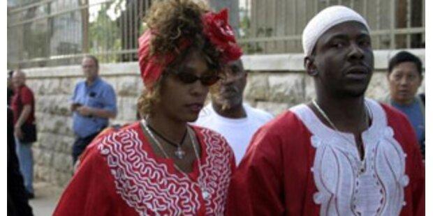 Whitney Houston und Bobby Brown bleiben geschieden