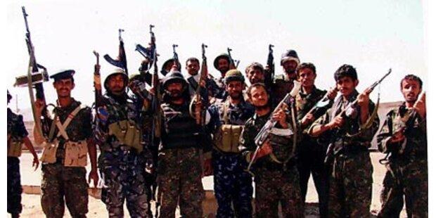 Houthi-Rebellen verkünden Waffenruhe