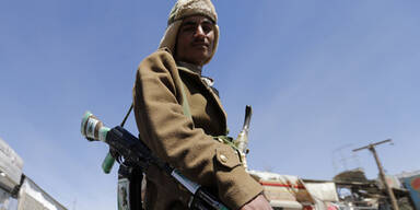 Huthi Jemen