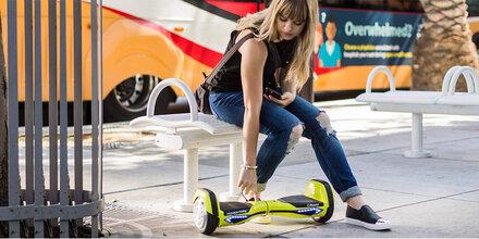 Sind Hoverboards im Straßenverkehr erlaubt?