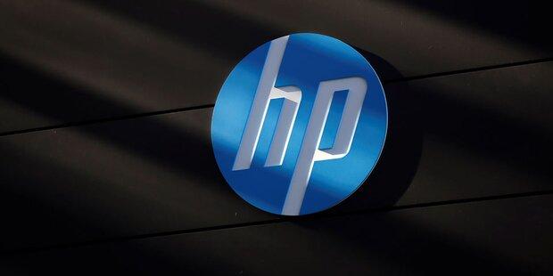 HP beeindruckt mit guten Zahlen