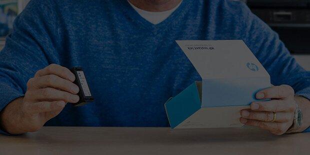 HP-Drucker bestellt selbst Patronen nach