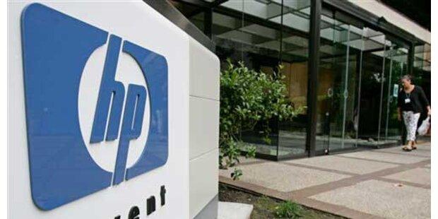Branchenführer HP mit saftigen Gewinnen