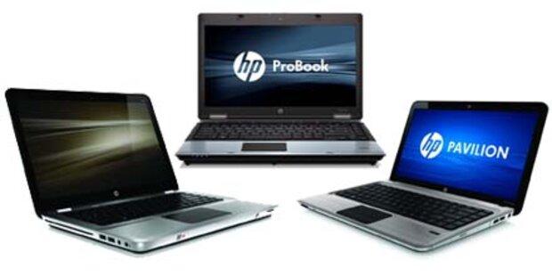 Die HP Notebook-Kollektion für den Sommer
