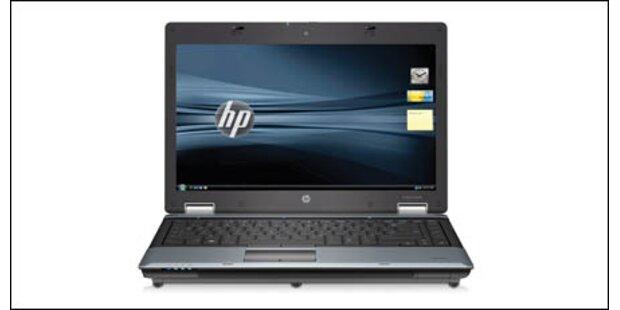 HP Pro- und Elitebooks mit Core i5 & i7
