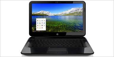 Jetzt bringt auch HP ein Chromebook