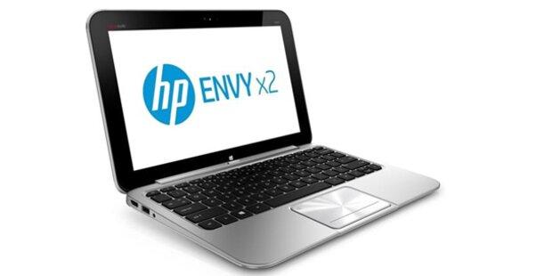 Auch HP bringt mobilen Hybrid-Computer