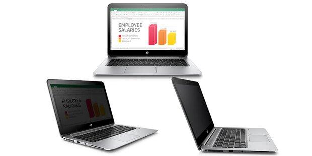 HP bringt Notebooks mit Blickschutz
