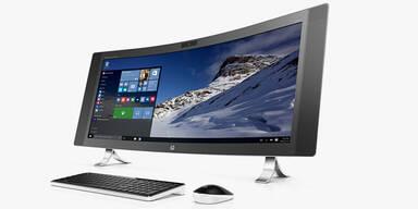 HP bringt riesigen All-in-One-PC