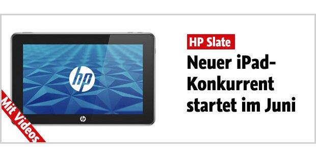 HP Slate wird